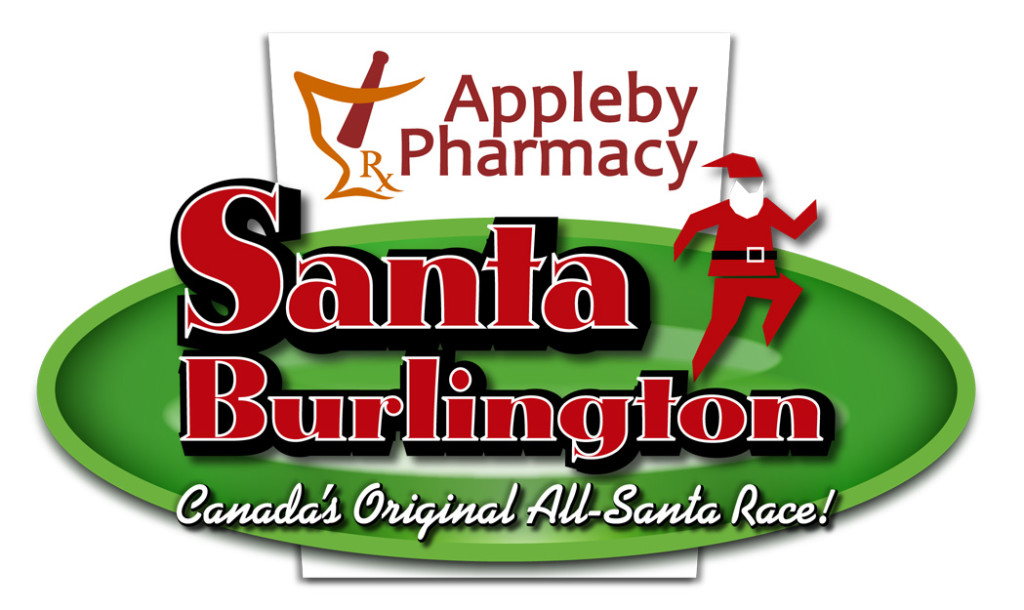 2016 Santa Burlington (logo 1a)