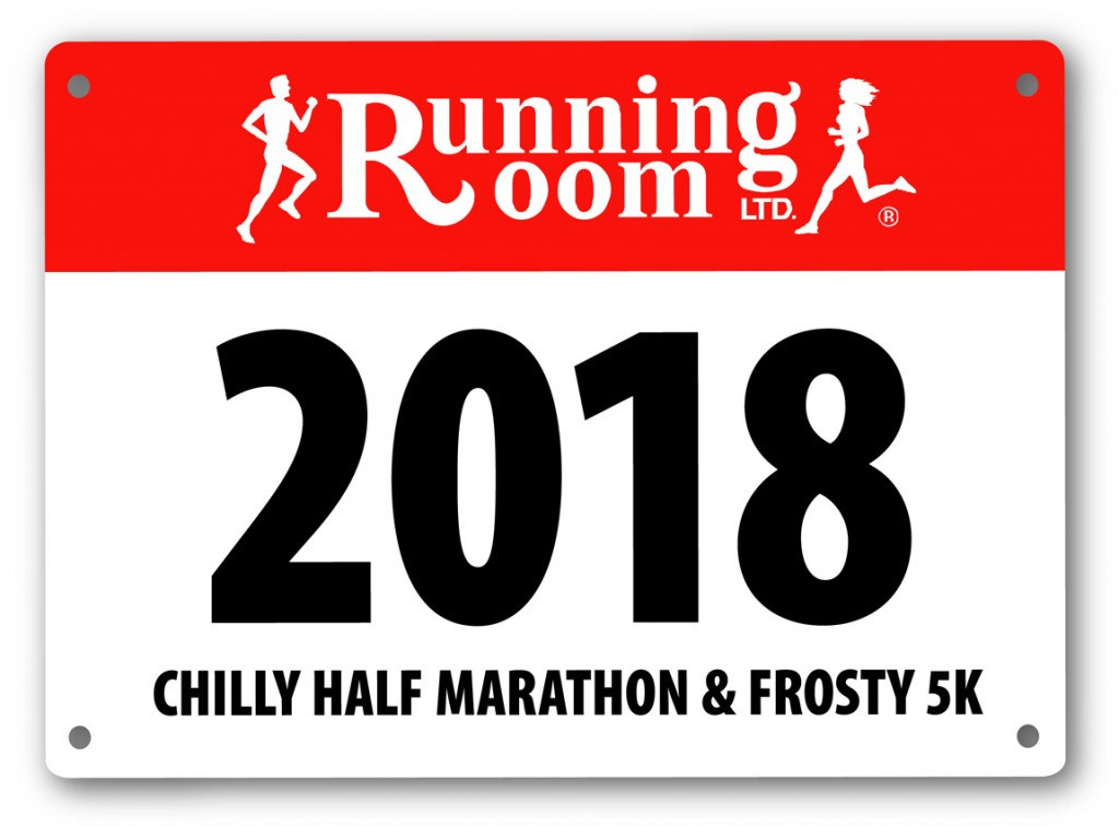 2018 Chilly Bib Number-1